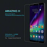 Huawei Honor Note 10  Защитное стекло Nillkin Anti-Explosion Glass (H) для Huawei Honor Note 10 Прозрачный                   на Хуавей