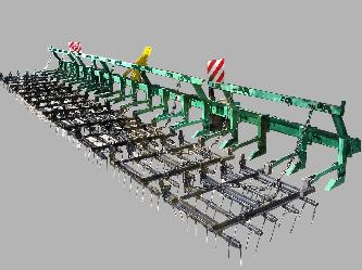 Борона пружинная легкая БПЛ-7 БК-1,0з  (рама+7 борін  БК-1,0з)