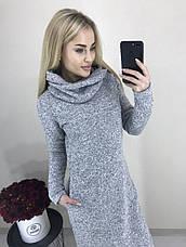 Платье тёплое на флисе , фото 3