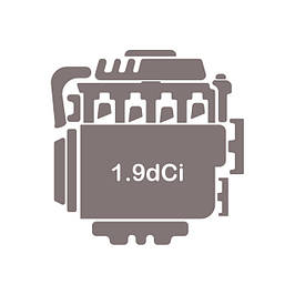 Двигун 1.9 dCi (F9Q 760, F9Q 762)
