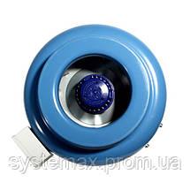 ВЕНТС ВКМ 250 (VENTS VKM 250) - круглый канальный центробежный вентилятор , фото 2