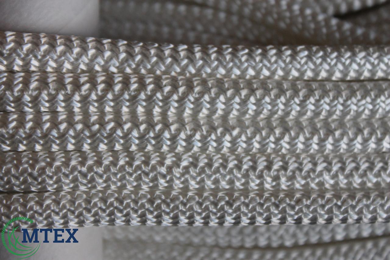 Шнур капроновый вязаный с сердечником 10мм. 50метров