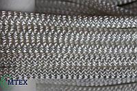 Шнур капроновый вязаный с сердечником 10мм. 50метров, фото 1