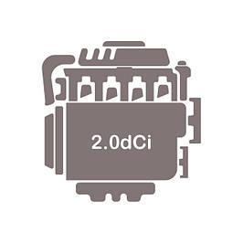 Двигатель 2.0dCi (M9R 780, M9R 782)