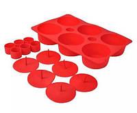 Форма для выпечки кексов CUPCAKE SECRET