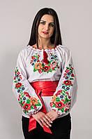 Красивая женская вышиванка , фото 1