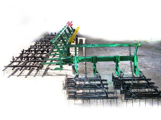 Борона пружинная легкая БПЛ-7 БЗЛС-1,0з (рама+7 борін  БЗЛС-1,0з)