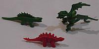 Конфетная игрушка динозавр