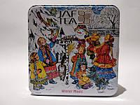 """JAF """"Winter Magic"""", черный чай, 40 г крупный лист + 40 г средний лист, ж/б"""