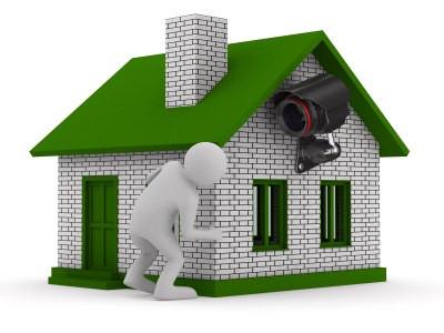 Камеры наблюдения, Системы безопасности