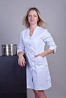 Медицинский халат коттон