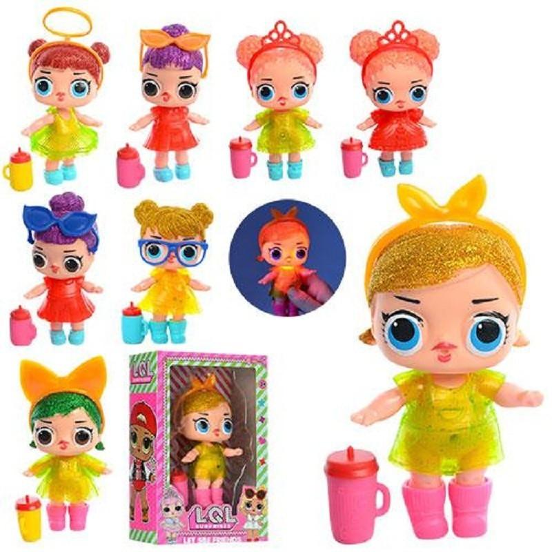 Кукла LOL Surprise 9 видов 16см+аксессуары 77701B