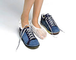 Одноразовые носки (для боулинга) - 500 пар