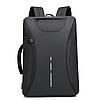 """Крутой городской рюкзак для ноутбука 15"""" с портом usb и защитой от краж (J12091), фото 2"""