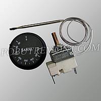 Капиллярный термостат Sanal 50-320°C,  D датчика 4 мм