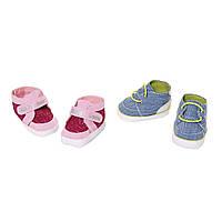 Обувь для куклы Беби Борн BABY BORN - СТИЛЬНЫЕ КРОССОВКИ (2 в ассорт.) 824207