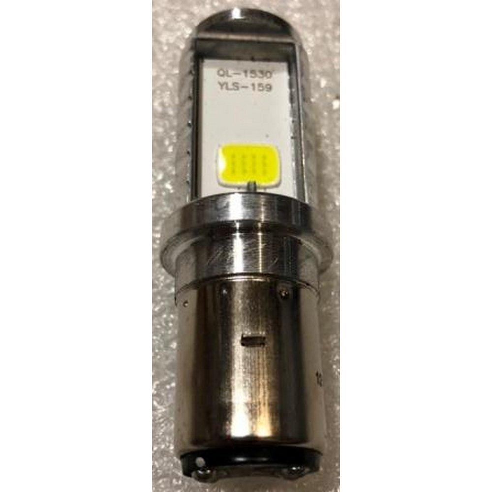 Лампа фары LED ( 2 диода )  ВА-20D