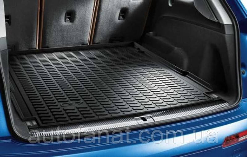 Оригинальный коврик в багажник Audi Q7 (4M) (г.в. с 2015 (4M0061180)