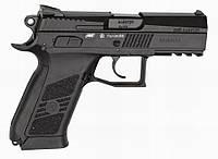 Пистолет пневматический ASG CZ 75 Р-07 Blowback, 4,5 мм, фото 1