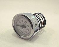 Термометр капиллярный PAKKENS Ø60мм от 0 до 120°С, длина капилляра 1метр Турция