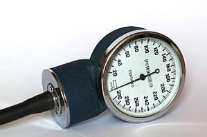 Манометр металлический импортный на тонометр, Medicare