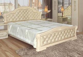 Кровать ВЕНЕЦИЯ НОВА 180  пино беж (Свит Меблив)