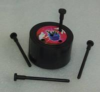 Конфетная игрушка фокус с монеткой