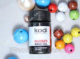Rubber Base (Каучуковая основа для гель лака)  Kodi Professional,14 мл