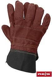Защитные перчатки из кожи RLCS CK