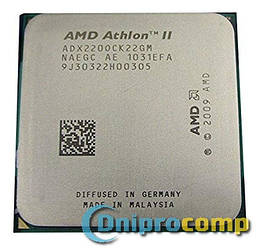 AMD Athlon II B220 2.8 GHz AM2+/AM3 (ADX220OCK22GM)