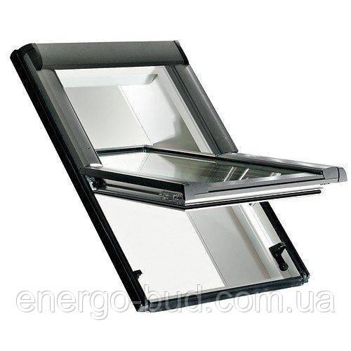 Вікно мансардне Designo WDF R65 K W WD AL 06/11