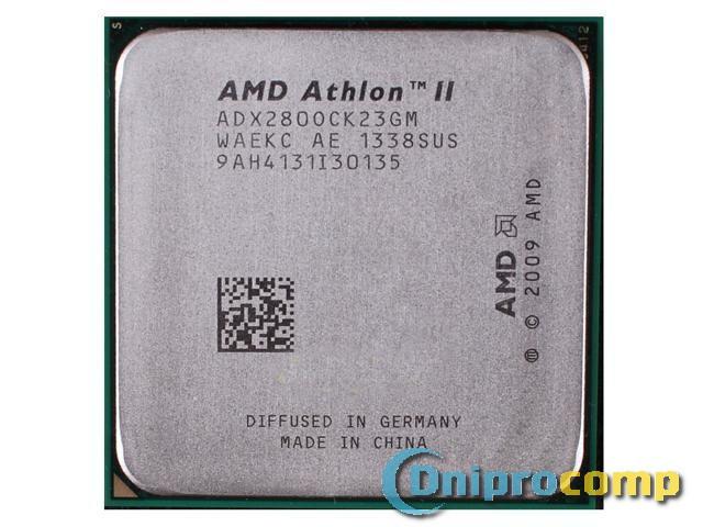 AMD Athlon II B280 3.6 GHz AM2+/AM3 (ADX280OCK23GM)