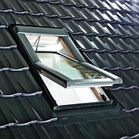 Вікно мансардне Designo WDT R65  H N WD AL 05/09 E