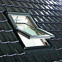 Вікно мансардне Designo WDT R65 H N WD AL 09/11 EF