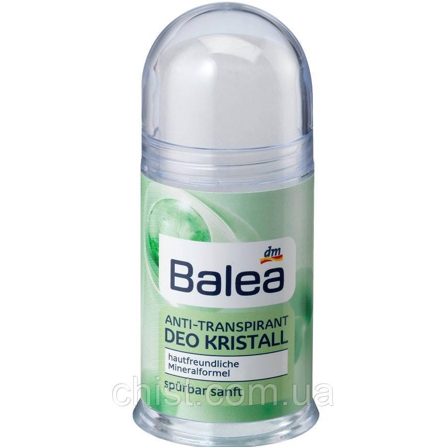Balea дезодорант Kristall (100 г.)