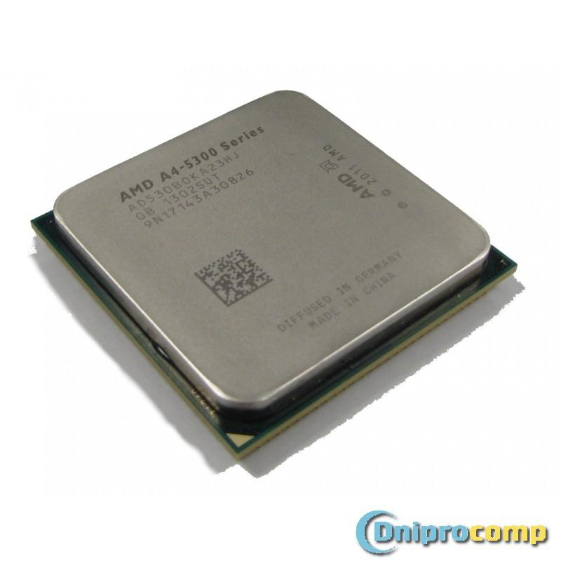 AMD A4-5300B 3.4 GHz FM2 (AD530BOKA23HJ)