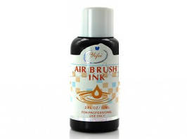Краска для аэрографии Air brush ink Черная, 30 мл