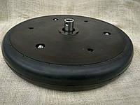 Прикотуюче колесо 2 x 13 з підшипником F04100149. Kuhn, фото 1