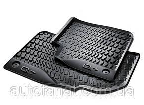 Коврики в салон Audi Q7 (4M) резиновые