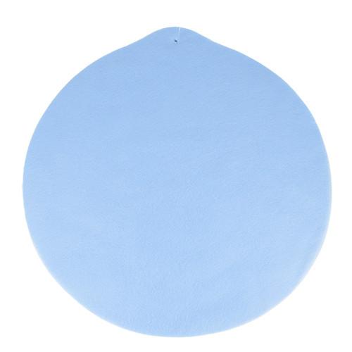 Серветки для плювальниці блакитні, 50шт