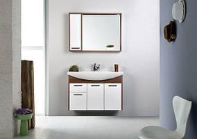 Зеркальный шкаф GOLD Ban-Yom Trend 95, 950х680х170 мм