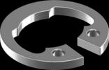 Кольца упорные 09 DIN472