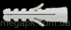 Дюбель универсальный распорный (ус) 8х40 нейлон, упаковка 100шт.