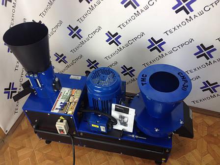 Гранулятор топливных пеллет ГКМ-150, фото 2