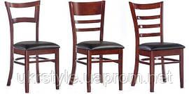 Стулья «Лукас», «Эван» и «Оливер» — трио для ресторанов