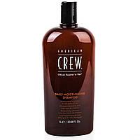 Шампунь American Crew Daily Moisturizing Shampoo 1L