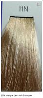 11N (ультра светлый блондин) Стойкая крем-краска для волос Matrix Socolor.beauty,90 ml