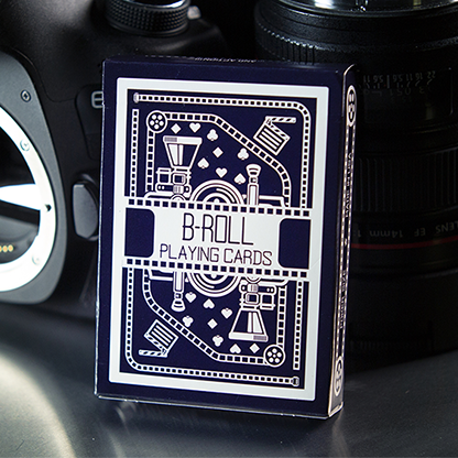 B-Roll Playing Cards, фото 2