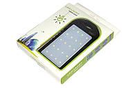 Аккумулятор power bank, UKC 21800mAh Solar (46733), портативные usb зарядные устройства