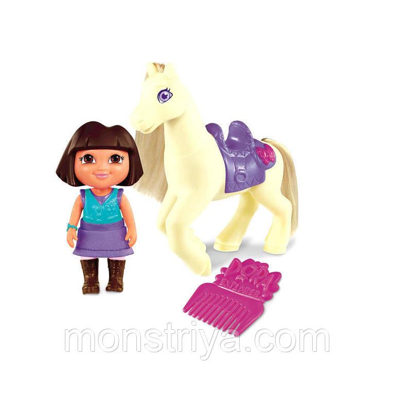 Кукла Dora с лошадью